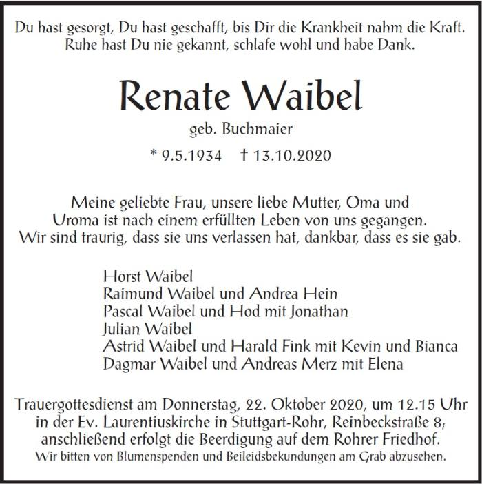 TA Renate Waibel